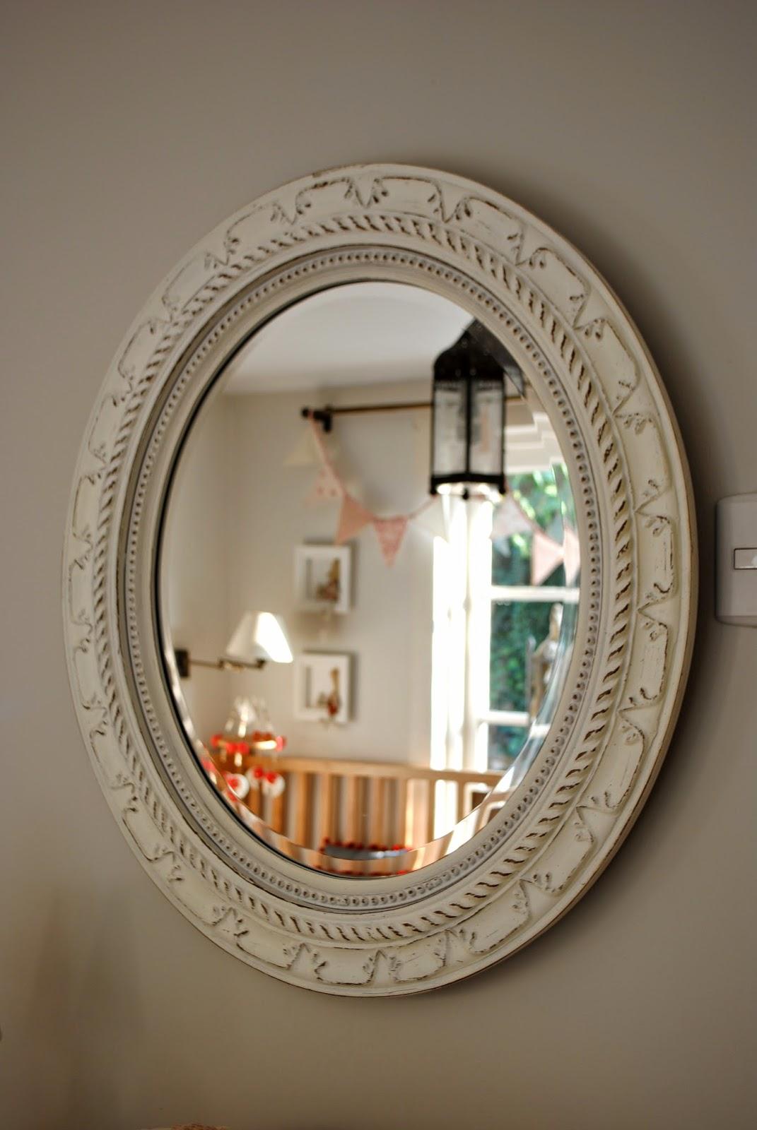 Paz montealegre decoraci n espejos estilo barroco for Espejos dorados ovalados