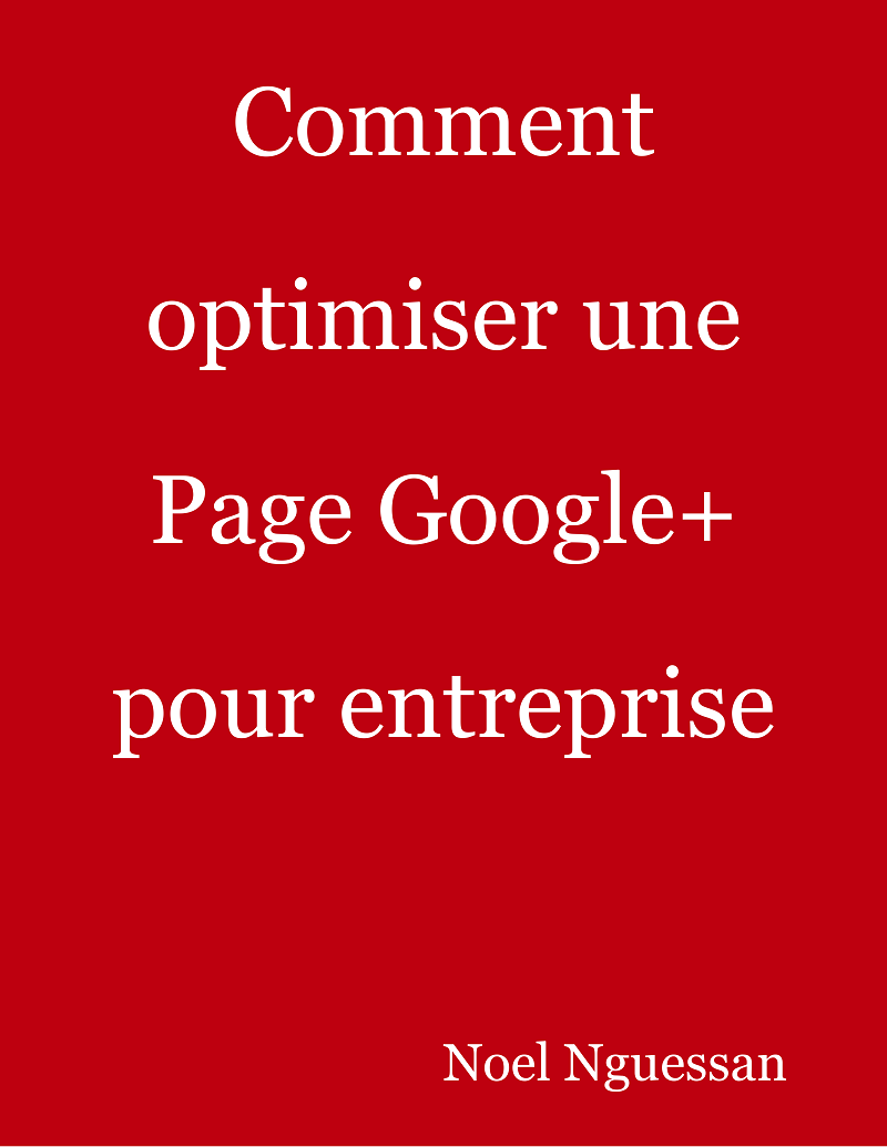 pages Google+