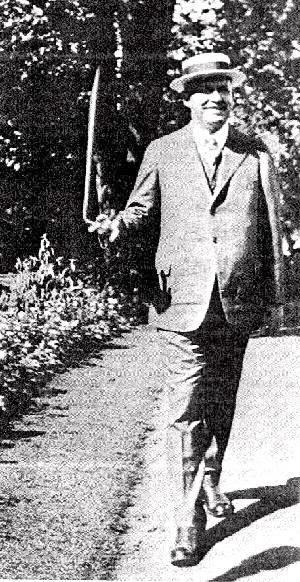 Wallace Stevens.