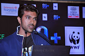 Ram Charan at Earth Hour 2014 Press Meet Photos-thumbnail-2