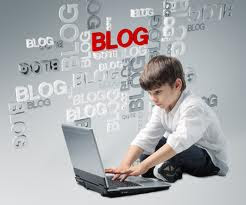 Blogging kids