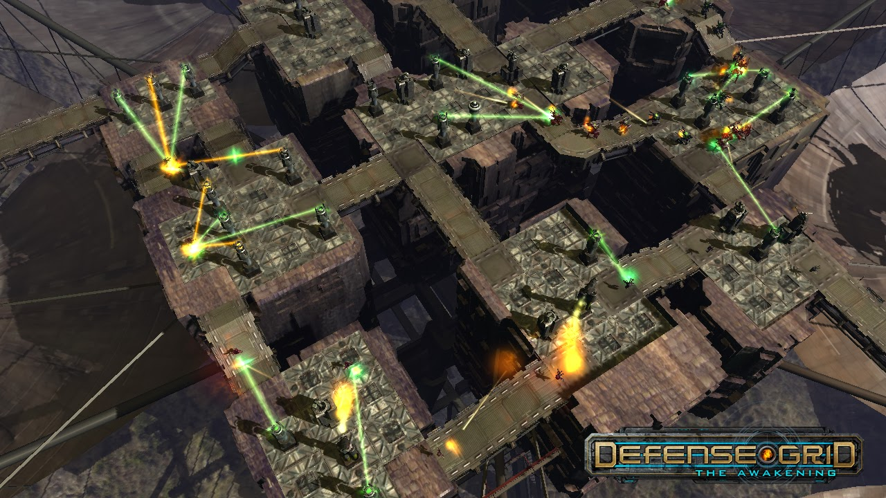 Defense Grid Tower Defense