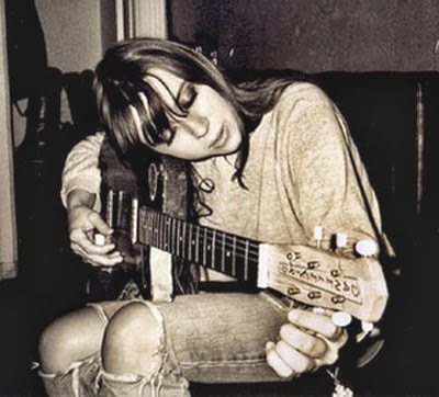 Cat Power, guitar, bohemian, St Barts