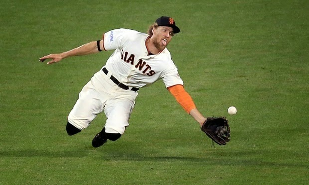 BÉISBOL (World Series MLB 2014) - Los Giants empatan la serie y frenan la racha de los de Kansas City