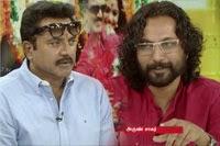 Special show on 'Sandamarutham' with Actor Sarath Kumar