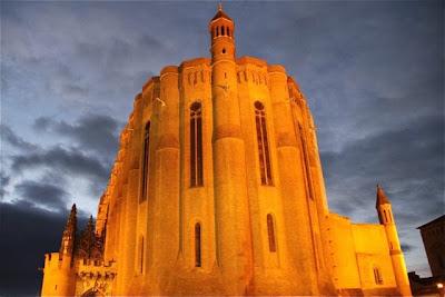 Catedral de Albi. Blog Esteban Capdevila