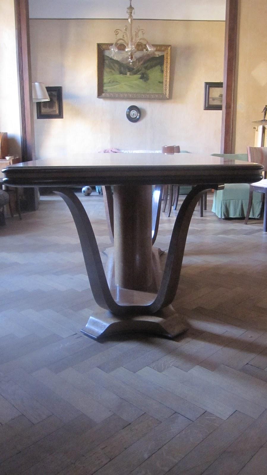 Mobili anni 39 30 39 40 tavolo anni 39 40 - Mobili stile anni 30 ...