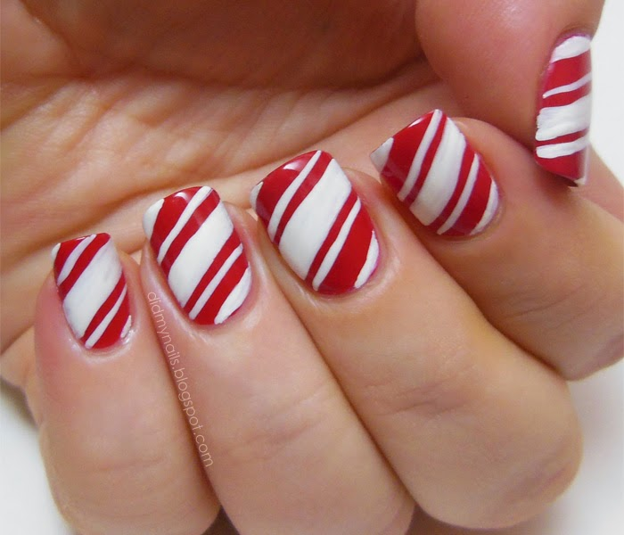 Christmas 2013 Nail Art: Good Nail Ideas 2: Christmas Nail Art