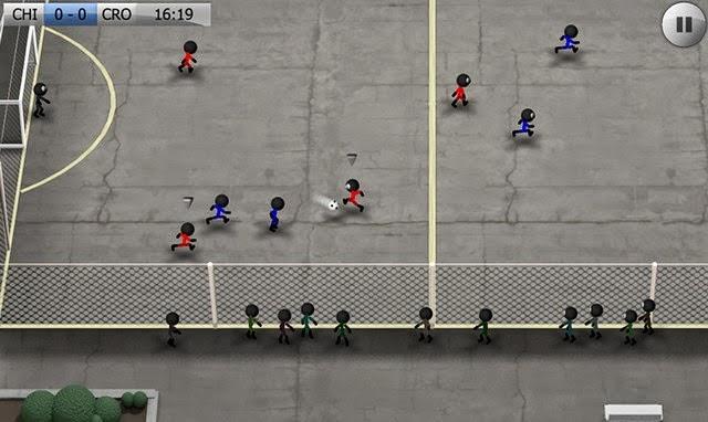 Stickman Soccer android apk