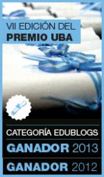 Premio UBA EduBlogs