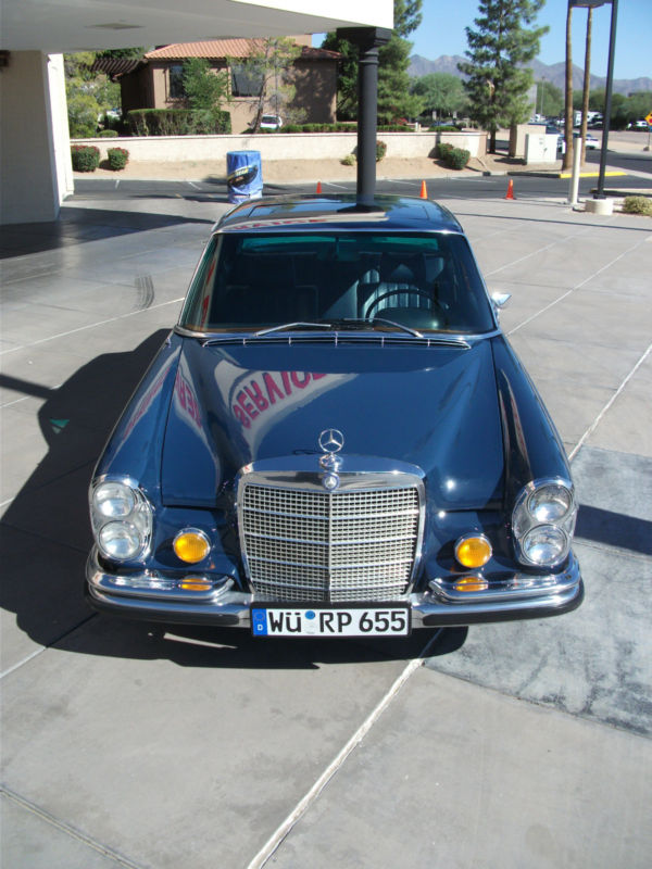 Market Watch: 1970-73 Mercedes-Benz W108 280 SE 4.5: Update on the Bull, the Bear and the BS!