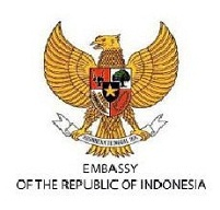 Logo Kedutaan Besar Republik Indonesia (KBRI) Canberra
