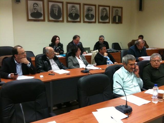 Η Βιωσιμότητα του Δήμου είναι εξασφαλισμένη είπε ο Κόλλιας στο Δ.Σ. Τριφυλίας