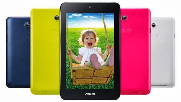 Asus Memo Pad HD7 được tích hợp hai camera trước và sau, đây được xem là một điểm cộng đối với một thiết bị giá rẻ