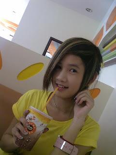 Youko Saki Lin Facebook Cute Girl Beautiful Photo Collection 8