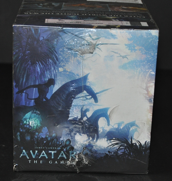 O Colecioneiro: Avatar: The Game (2009) Limited Edition PS3 PT