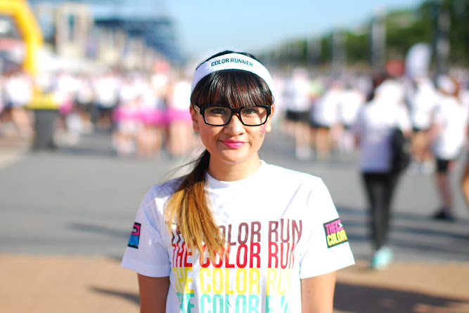 The Swisse Color Run Australia Sydney 2013