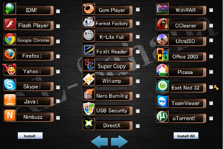 اسطوانة برامج الويندوز Als7aba CD Auto Pro 2014 تجميعة من 31 برنامج
