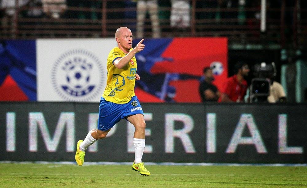 Ian Hume Kerala Blasters