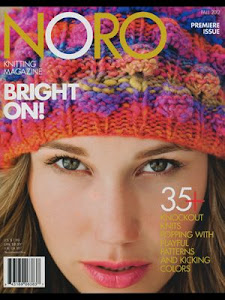 NEW NORO MAGAZINE MAKES A SPLASHING DEBUT!