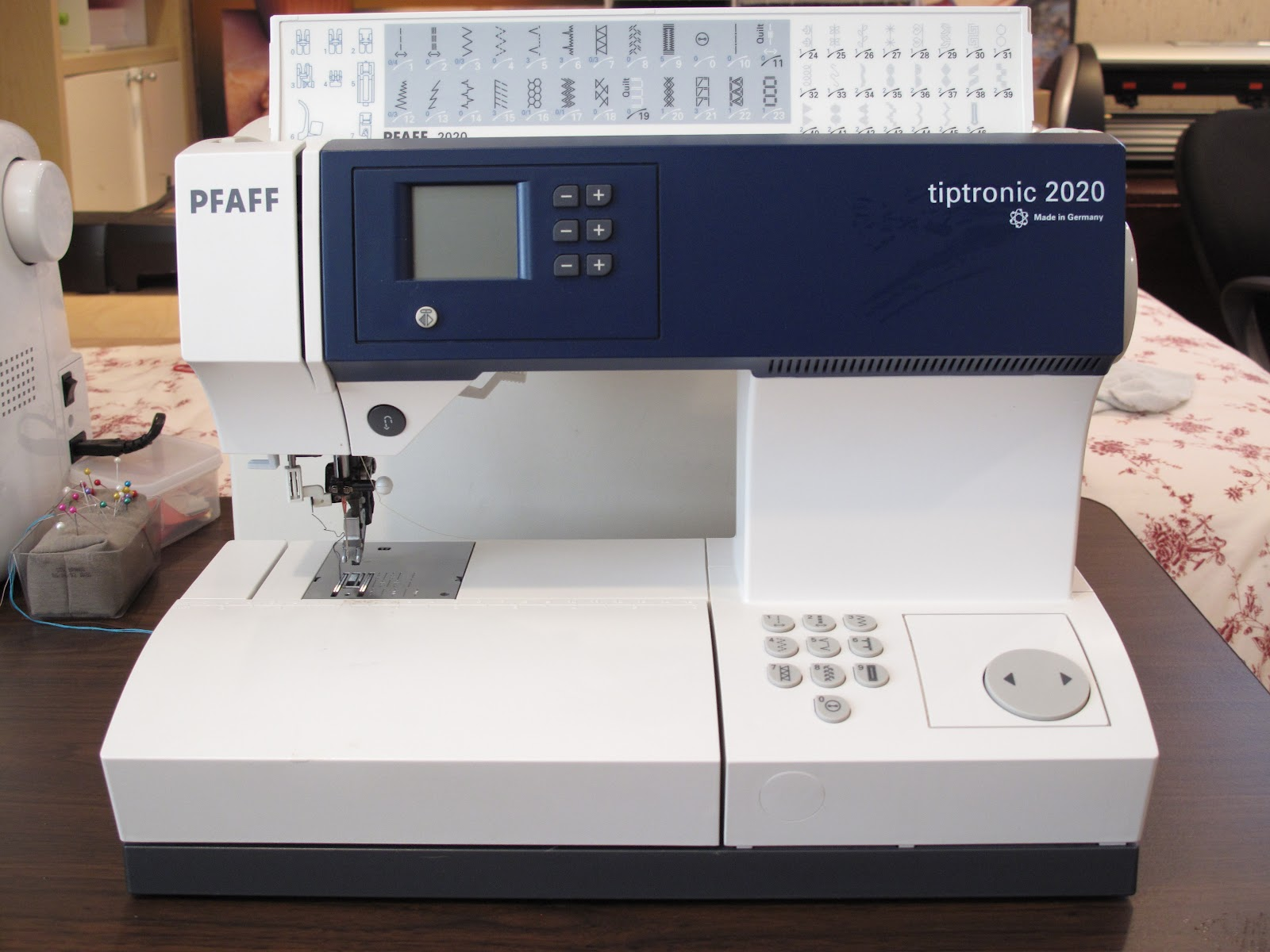 embroidery machine craigslist