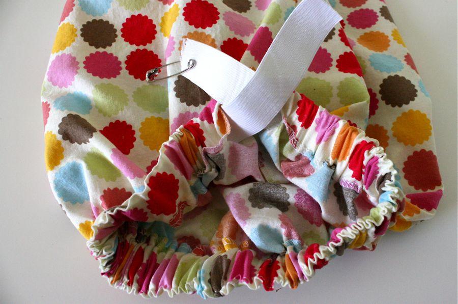 Сшить юбку для девочки своими руками без выкройки 854