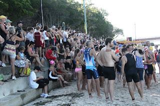 Queensland Triathlon Series Bribie Island 2013 Energia Sports Oscar Mendez