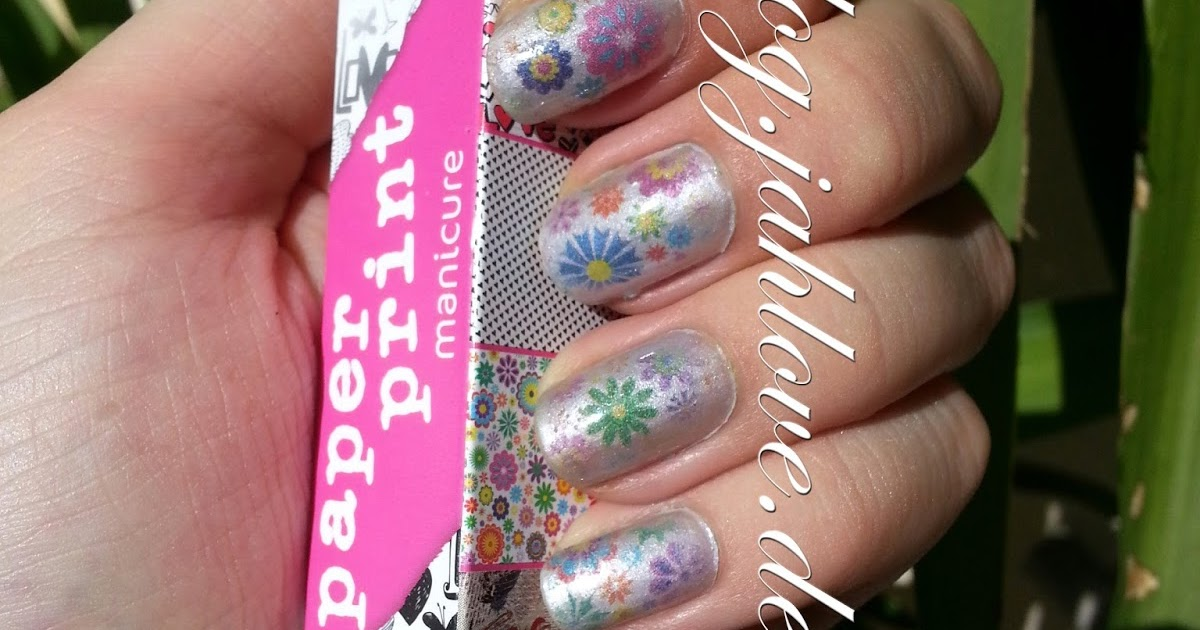 Nail art paper print nails gallery nail art paper print gallery prinsesfo Image collections