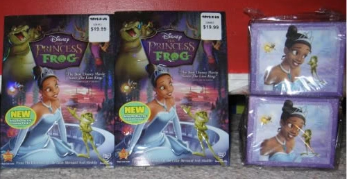 Toys R Us Dvd : Blu ray dvd exclusives the princess and frog toys