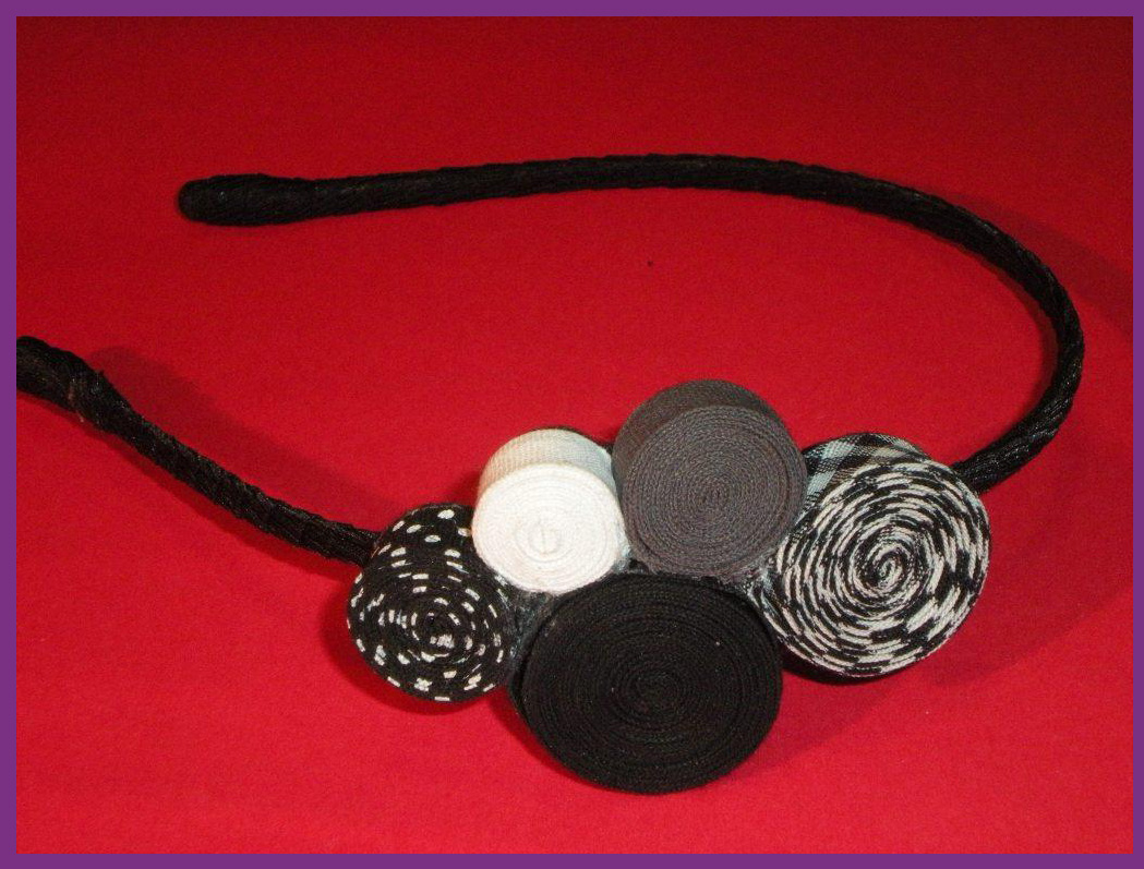 Rafaella designs: nuevas vinchas y ganchos para el cabello