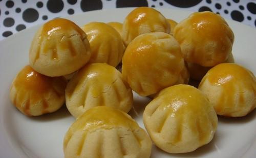 Resep Kue Nastar Nanas