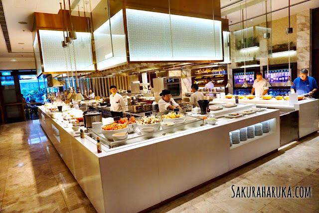 Sakura Haruka Singapore Parenting And Lifestyle Blog Weekend Getaway Singapore Marriott