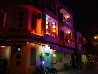 Karaoke in Hue (Vietnam)