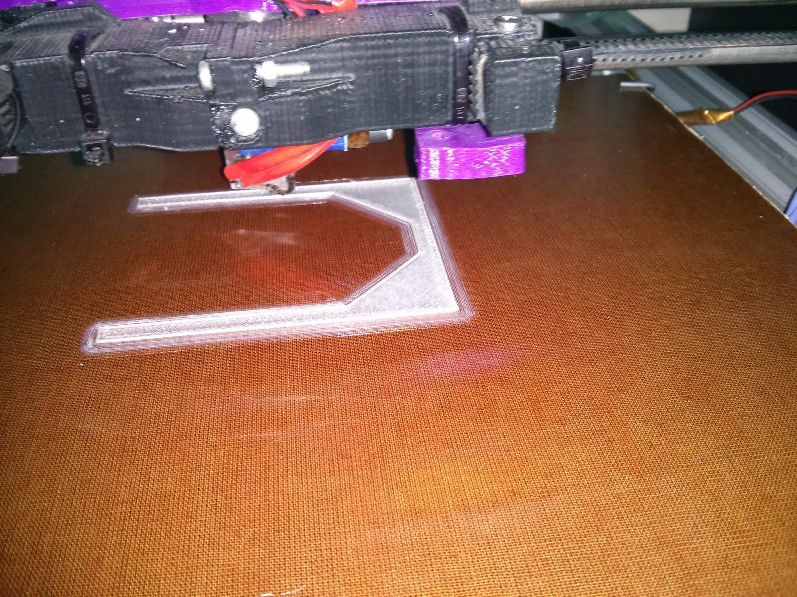 3d printing on phenolic sheet