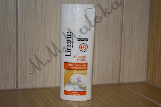 Recenzja kremowego żelu pod prysznic o zapachu bergamotki - LIRENE :-)