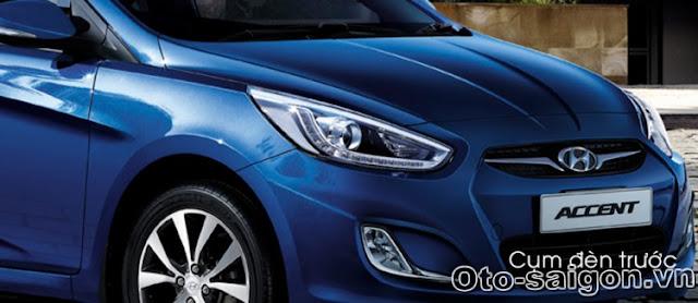 Xe Hyundai Accent Hatchback 5 cua 2014 5 Xe Hyundai Accent Hatchback 5 cửa 2014
