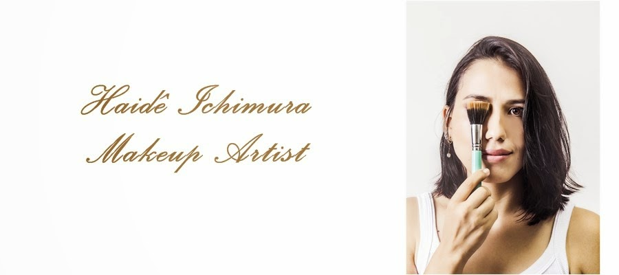 Haidê Ichimura - Makeup Artist