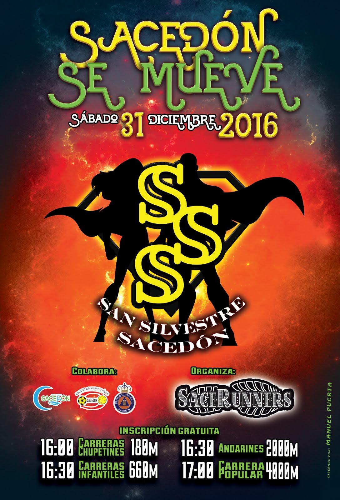 San Silvestre Sacedon 2016