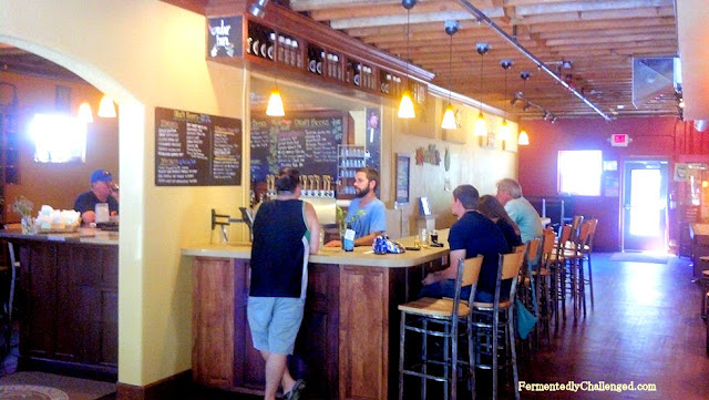 Equinox Brewing tasting room