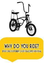 Why Do You Ride? project #whyiride