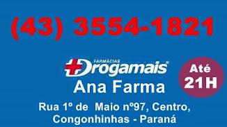 DROGAMAIS ANA FARMA