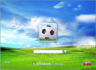 Logon Screen Windows 7 Ultimate