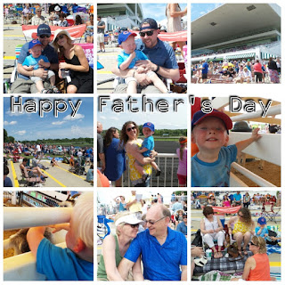 Father'd Day, Arlington Race Track, Weekend plans, making friends as an adult