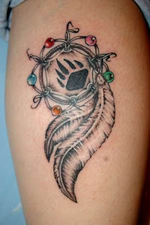 Dream Catcher Tattoos, Tattooing