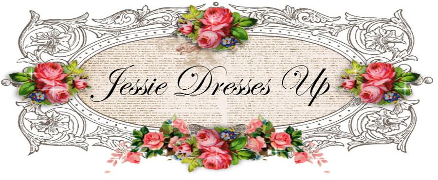 Jessie Dresses Up