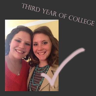 third year of college