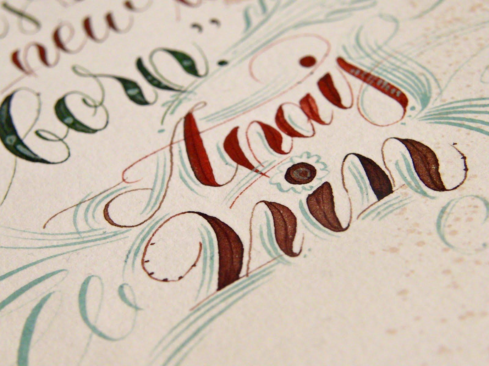 Anne Bubble Letters