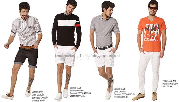 Airborn ropa masculina verano 2013