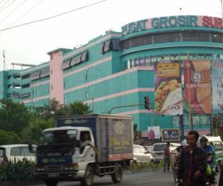Grosiran Baju Surabaya