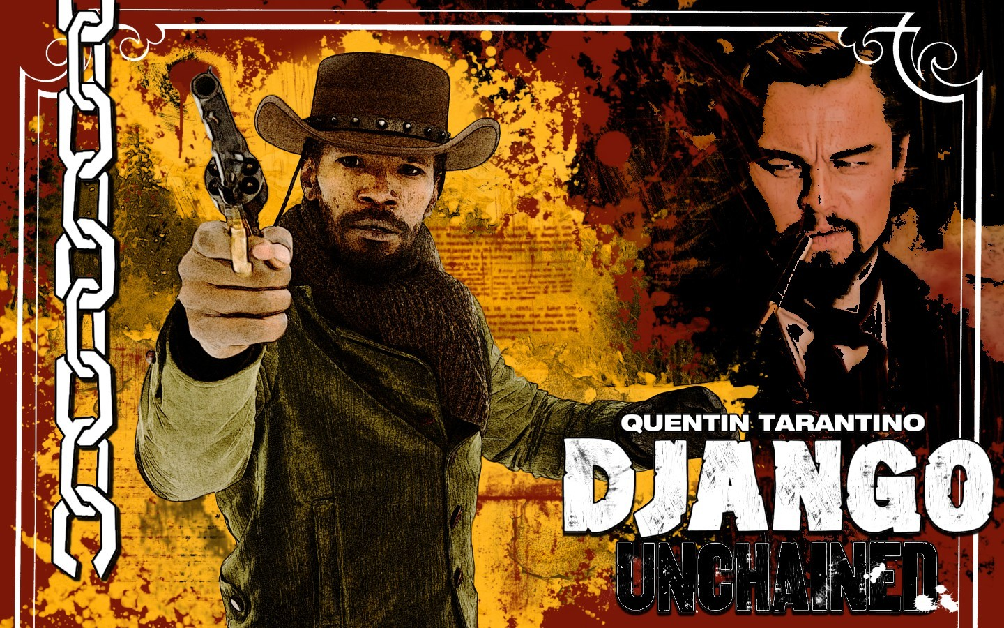 the issue of slavery in the movies lincoln and django unchained Samuel l jackson addresses the issue of slavery in the context of director quentin tarantino's spaghetti western, django unchained.